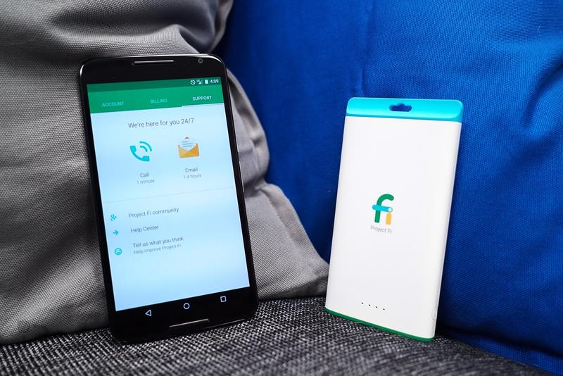 Google's Project Fi now offers family plans | TechnoBuffalo