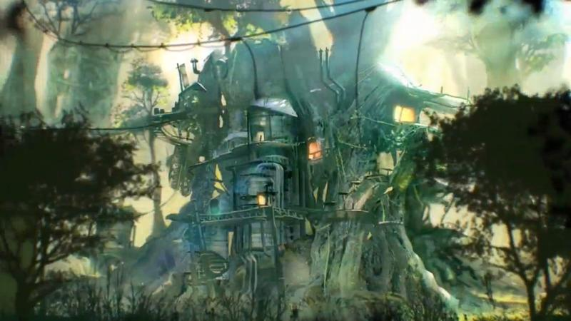 NieR New Project - Square Enix E3 2015 Stream -01