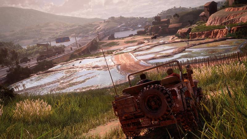 Uncharted 4's single player will be 30fps, multiplayer to be