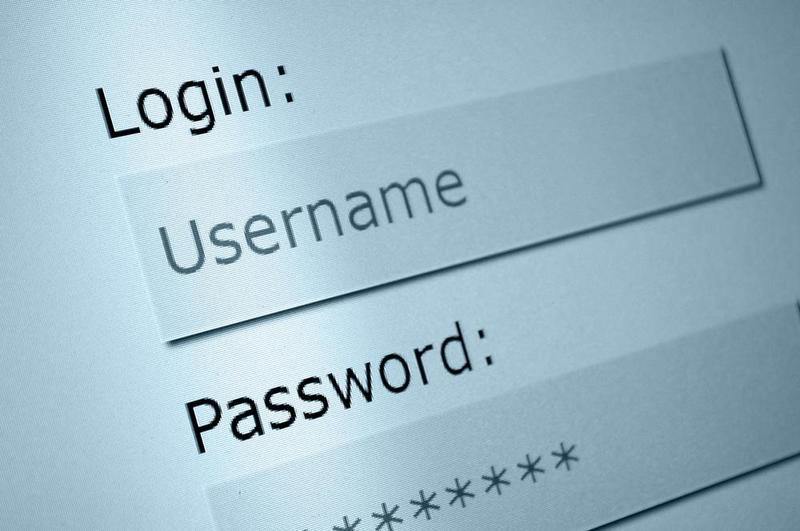username-and-password-shutterstock