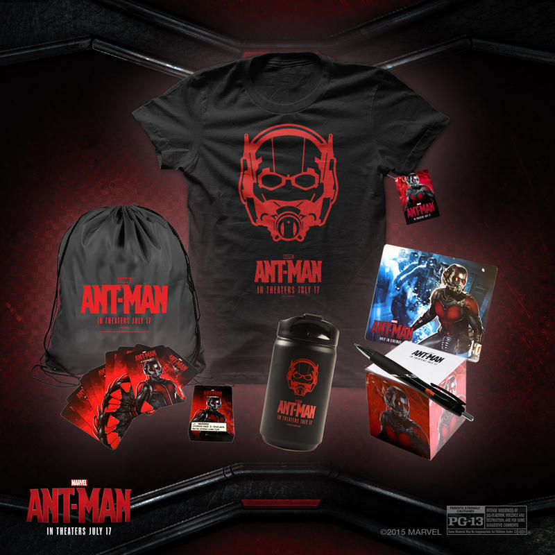 Dolby Atmos Giveaway - Ant-Man