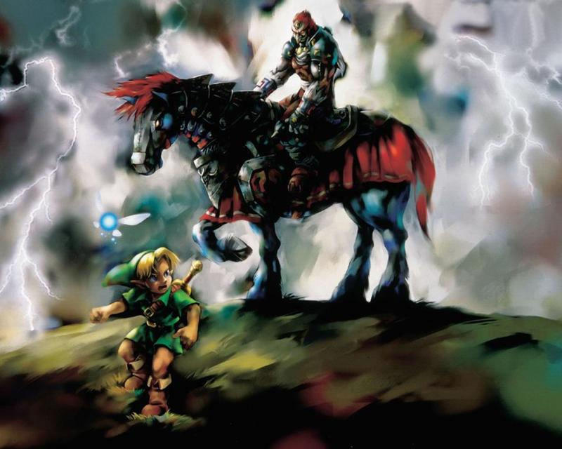 The Legend of Zelda: Ocarina of Time launches on Wii U today