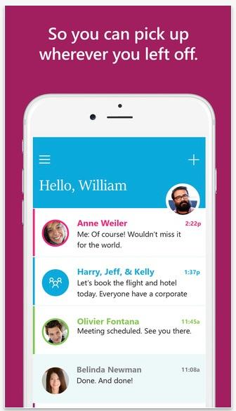 Microsoft Send blurs the line between email and instant