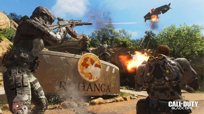 Black Ops 3 Multiplayer Gameplay Video At 60fps On Ps4 Arrives