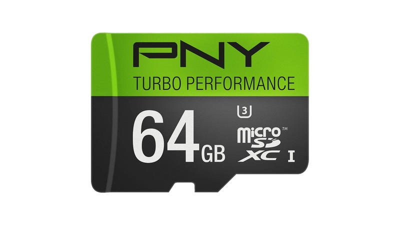 PNY U3 Turbo Performance 64GB