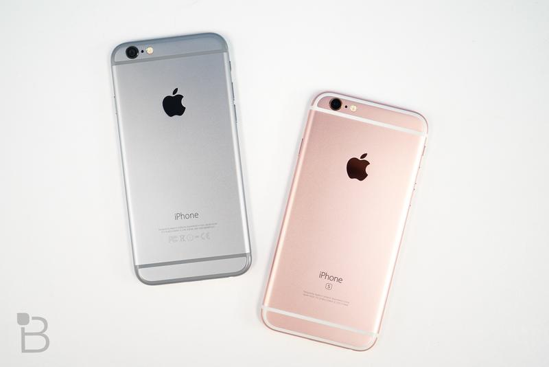 iPhone 6s Rose Gold-19