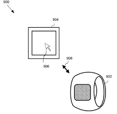 Apple invents a smart ring with a built-in display
