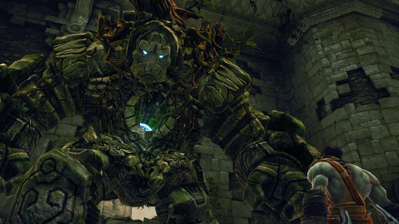 Darksiders II: Deathinitive Edition hits just in time for