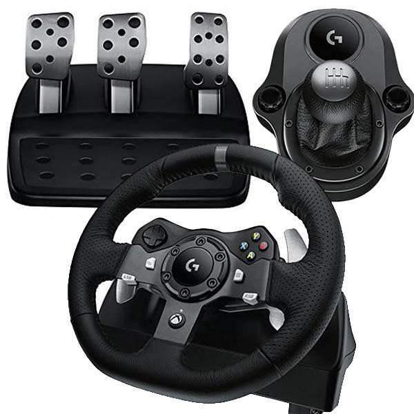 Logitech G920 racing wheel review: Learning to drive all