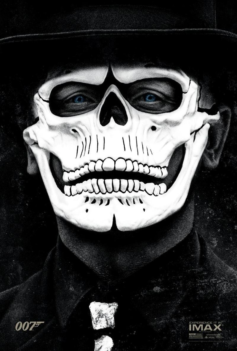 Spectre - IMAX Poster