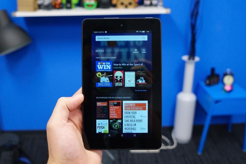 Amazon Fire tablet and Kindle sale offers incredible prices
