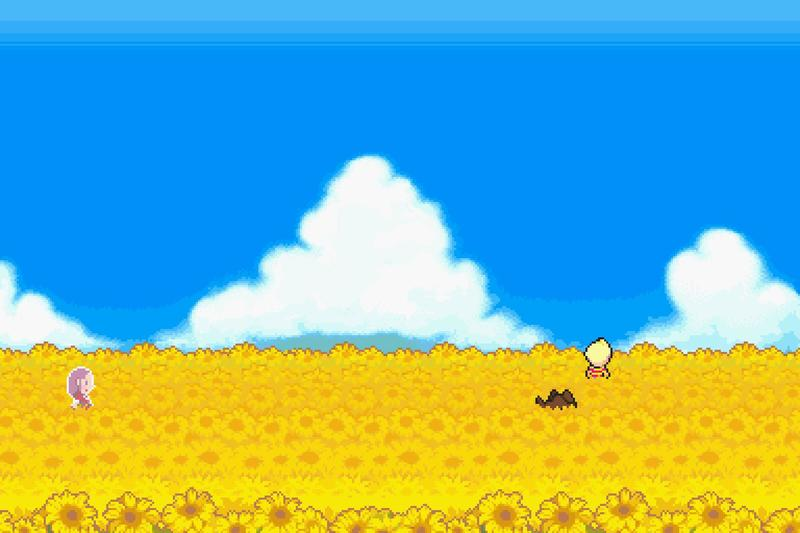 Mother 3 Sunflowers