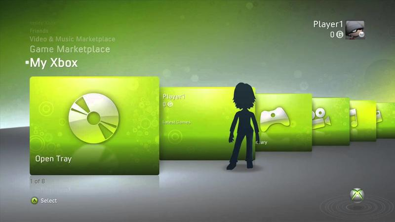The new Xbox dashboard arrives tomorrow - Let's look at how it's