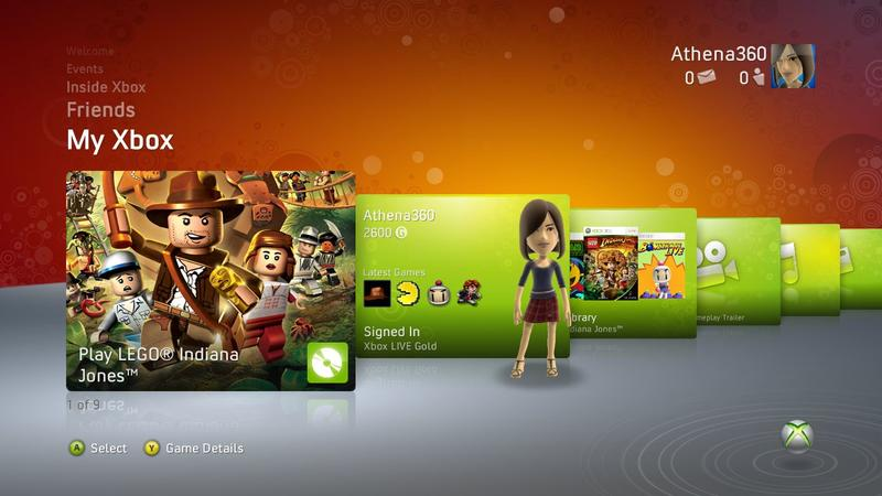 The new Xbox dashboard arrives tomorrow - Let's look at how