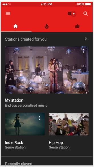 YouTube Music app launches on Android and iOS | TechnoBuffalo