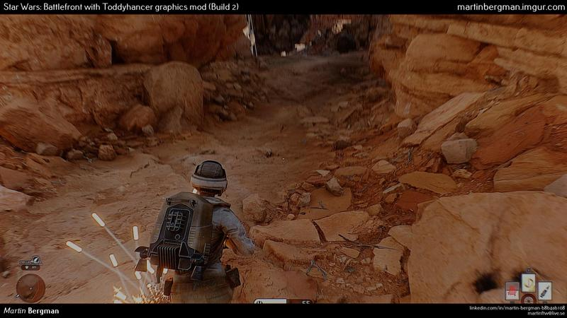 Star Wars Battlefront looks like real life with this