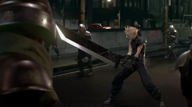Final Fantasy Vii Remake Will Be Fully Voiced Have Mini Games And