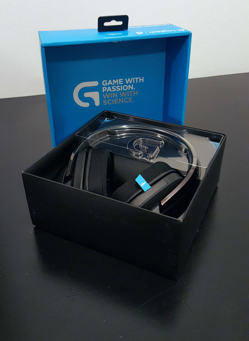 Logitech G933 Artemis Gaming Headset review: the most flexible