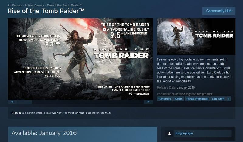 rise-of-the-tomb-raider-steam-store-release