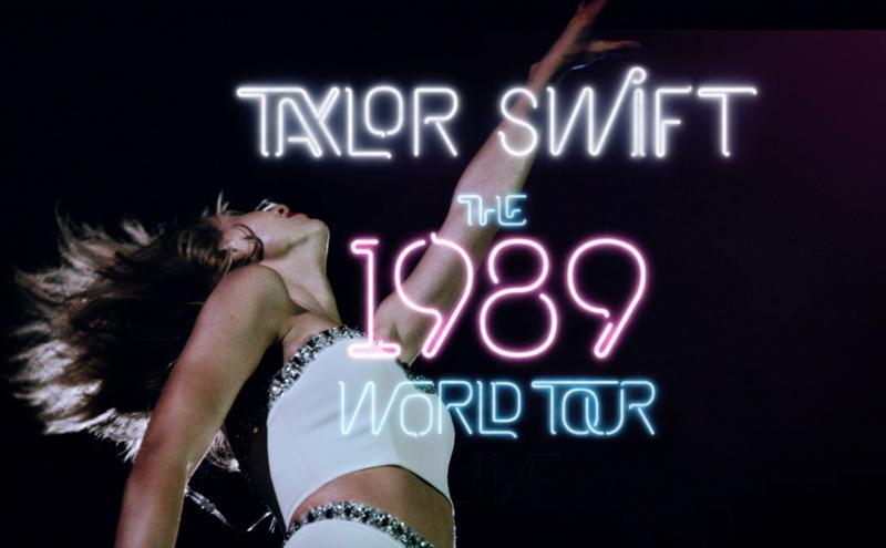 Taylor Swift's '1989 World Tour Live' now available on Apple