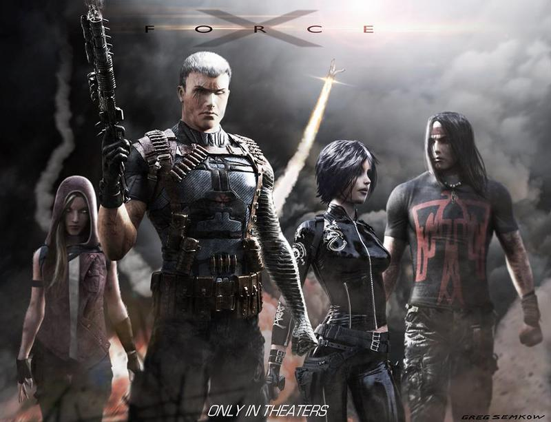 x-force-concept