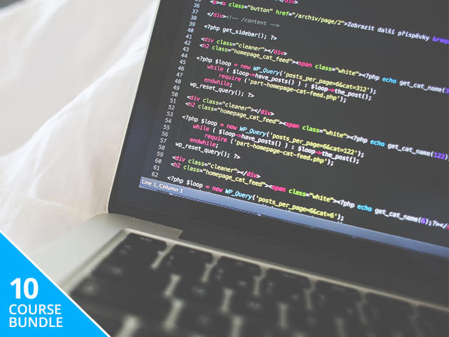 Name your price coding-10 course