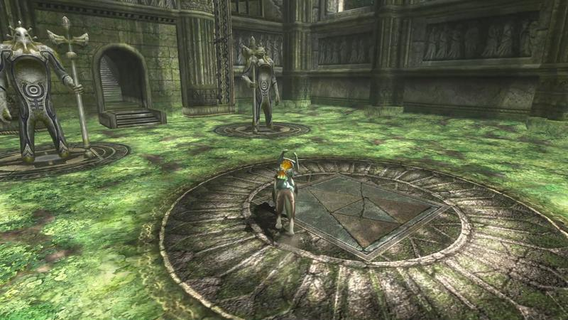 Twilight Princess' dungeons can all be conquered by