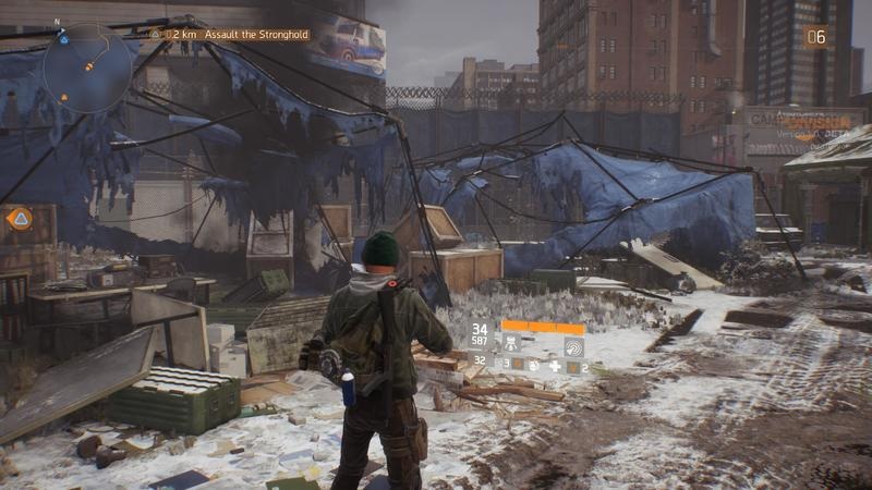 The Division review: Ubisoft's multiplayer shooter has a