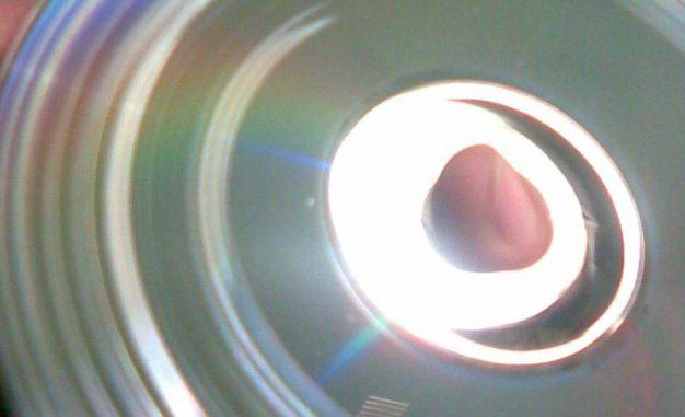 Xbox 360 scratched disc