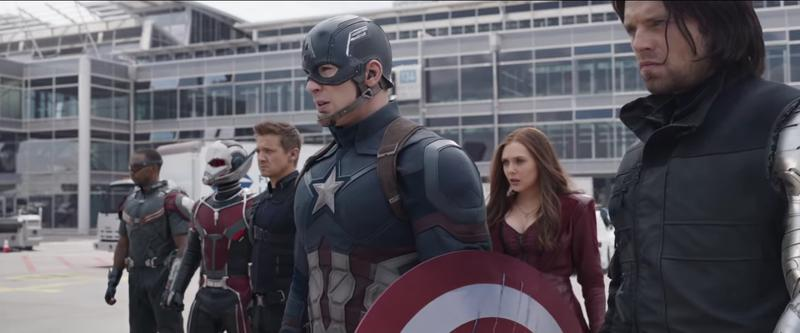Why were these two characters missing from Avengers