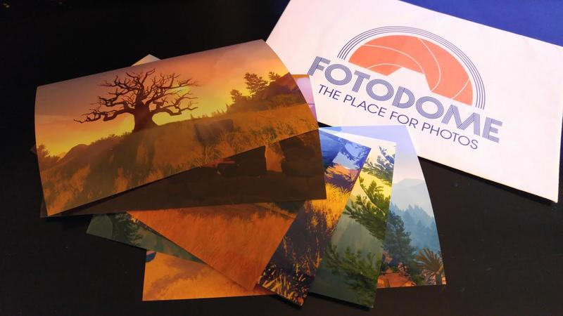 Firewatch Photos Printed