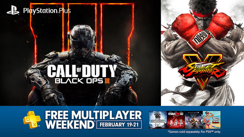 Free multiplayer PlayStation