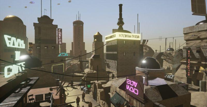 Star Wars: Knights of the Old Republic being remade in Unreal Engine