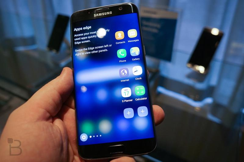 Galaxy S7 Edge review: – The best Android smartphone