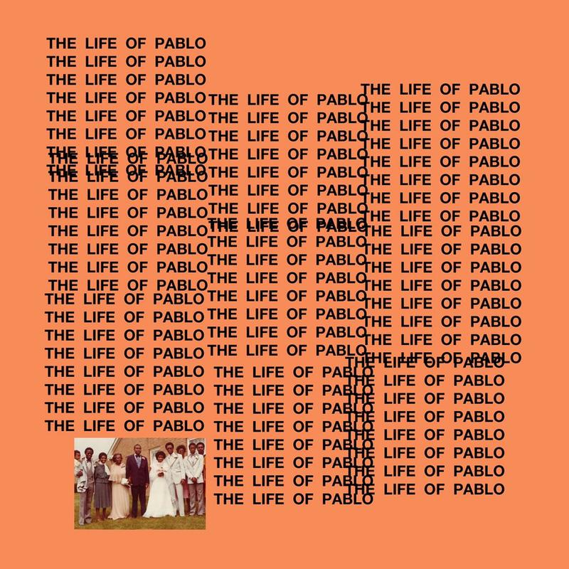 The Life of Pablo - Cover