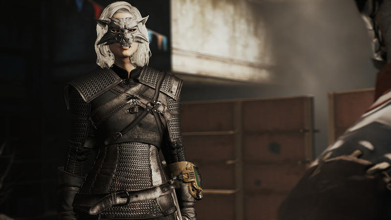 This Fallout 4 mod adds The Witcher 3's gear to the game | TechnoBuffalo