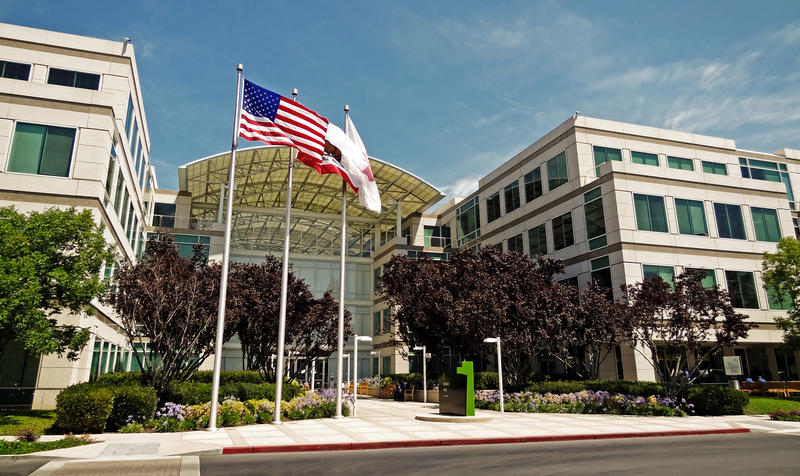 Apple-HQ-Infinite-Loop