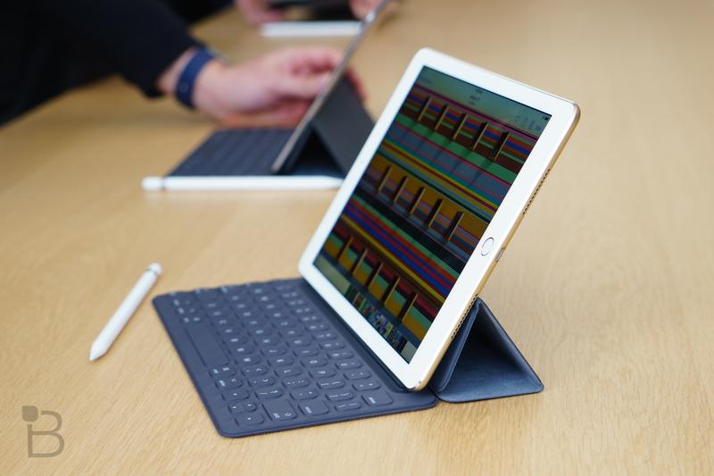 Apple extends iPad Pro Smart Keyboard cover warranty due to