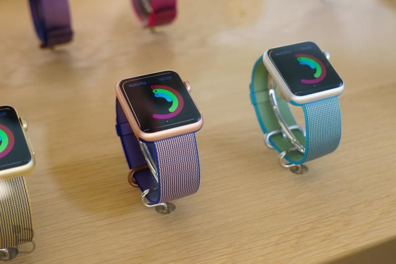 Check out Apple's colorful new Apple Watch bands   TechnoBuffalo