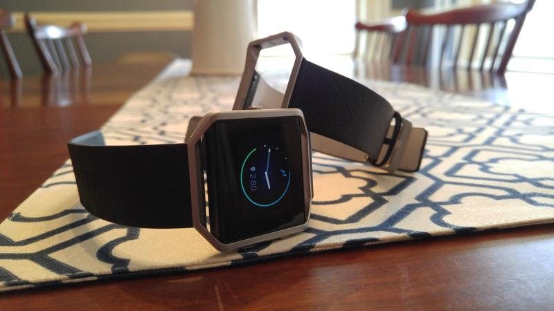Fitbit Blaze review: Pricey novelty or perfect companion