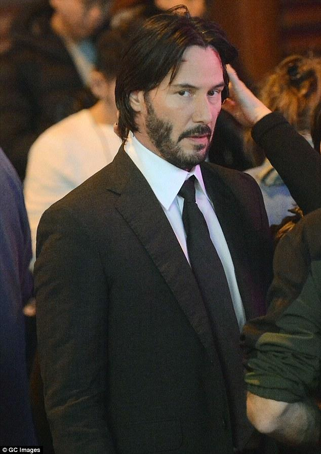 Don T Mess With Keanu Reeves After John Wick 2 S Firearm Training