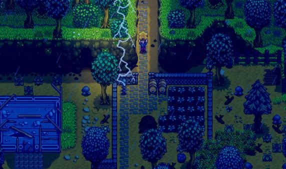 Stardew Valley's massive 1 1 patch adds marriage benefits