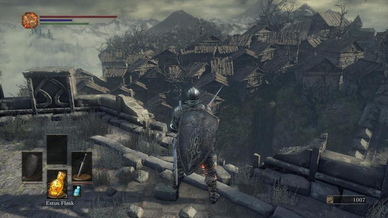 Dark Souls III player 1-hit-KOs game's toughest boss with