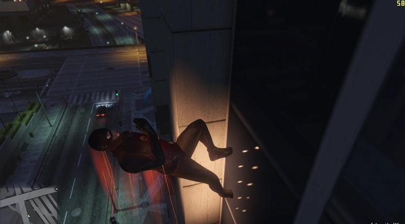 The Flash speeds his way into GTAV with this awesome mod | TechnoBuffalo