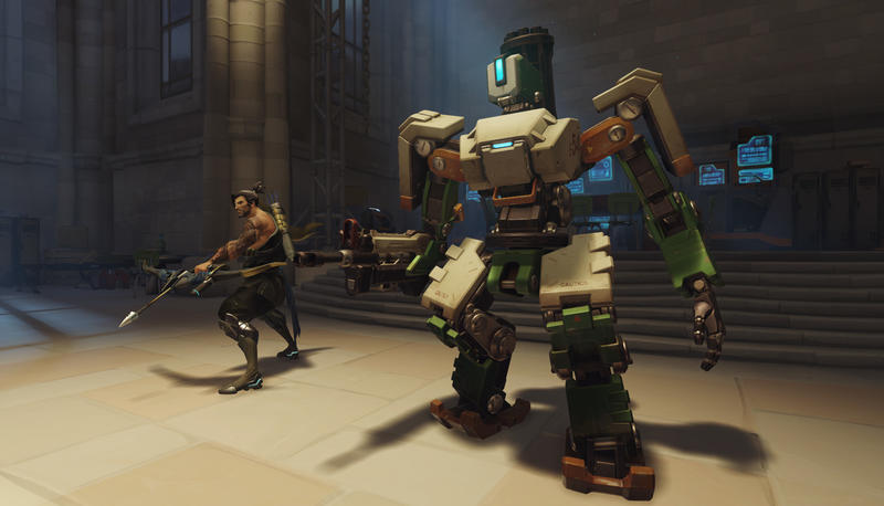 Overwatch: Mei and Mercy might be Buffed while Zenyatta's