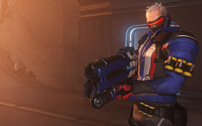 Blizzard worked with Treyarch to create Overwatch's aim