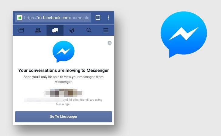 facebook messenger android
