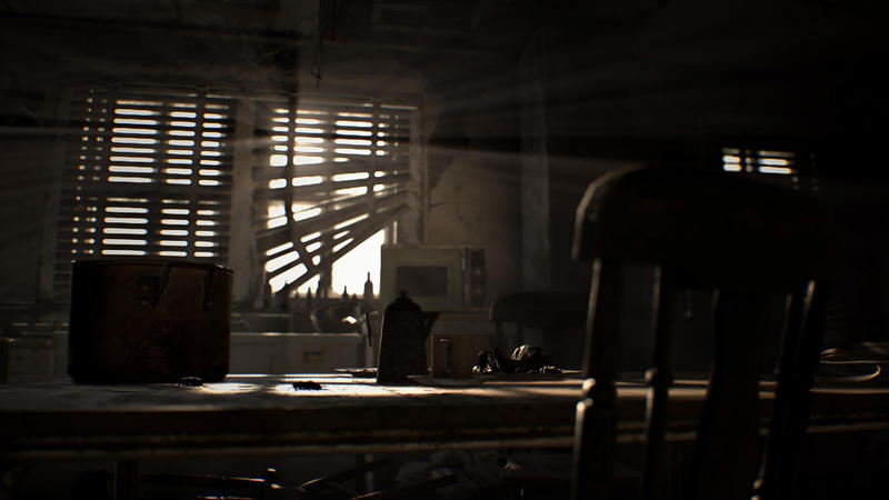 Resident Evil 7 VR hands-on: I got so scared that it made