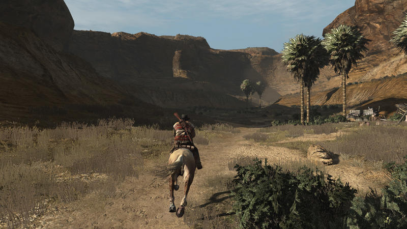 Red Dead Redemption playable on PS4 and PC with PS Now