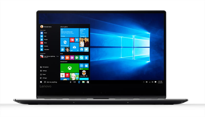 17_YOGA_910_14-Inch_Narrow_Bezel_Front_Gunmetal_Windows_10Screenfill
